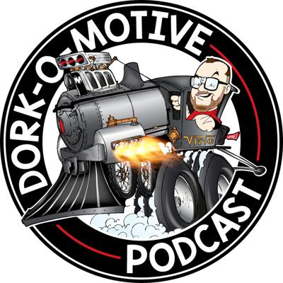 The Dork-O-Motive Podcast hosted by Brian Lohnes is a research driven, story fueled, mechanically stoked look at the machines, people, and history that make up the modern mechanical world. Whether it's the stories of the men and women who have done amazing things in racing, the machines that roar around tracks and shape the Earth, or some bizarre mechanized history, Dork-O-Motive is here to bring you the story in a fun, well-researched, and informative way!