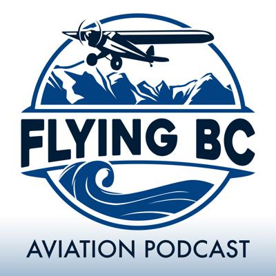 Pilot stories and aviation adventures from British Columbia, Canada. From mountain and float flying stories, to flight training and career discussions. Flying BC takes listeners on a journey into the world of west coast flying. Hosted by Warwick Patterson.