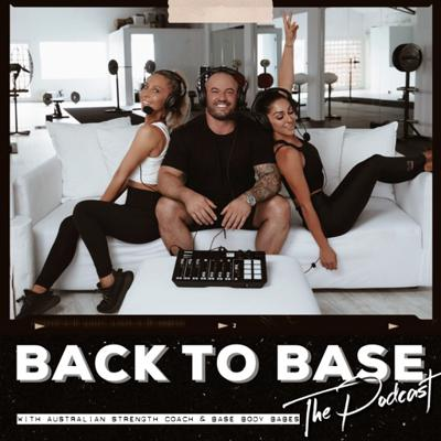 Cover art for Back To Base Podcast Ep. 7 - Dr Mike Todorovic Talks Physiological Training Differences Between Males And Females