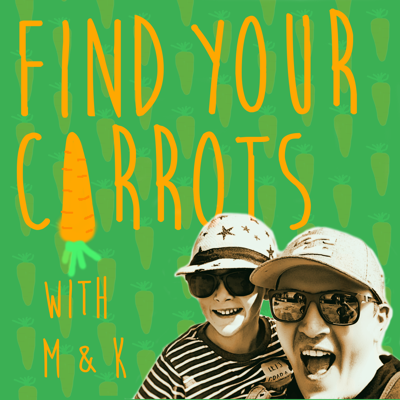A brand new podcast from a father and son hoping to bring a little fun and silliness to the world when it might need it most.