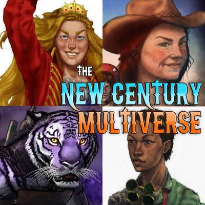 Alternate history science-fiction adventure beginning just after the Civil War and spanning many worlds with many heroes. This is epic storytelling of action, romance, heartbreak and thrilling danger.