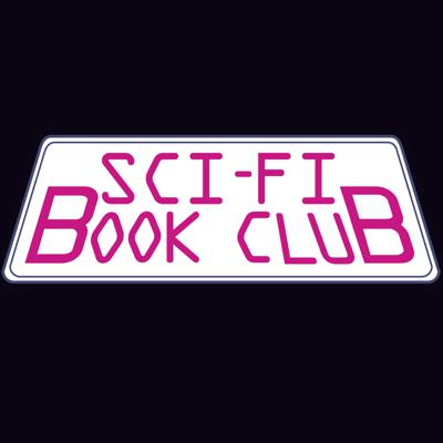 The Sci-Fi Book Club Podcast talks about science fiction books and movies. Broadcasting from 900 years in the future, somewhere near the Galactic Center.