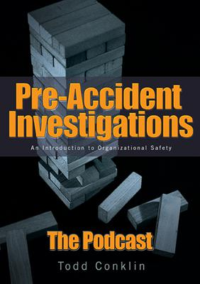The Pre Accident Podcast is an ongoing safety podcast conversation of Human Performance, Systems Safety, & Safety Culture.