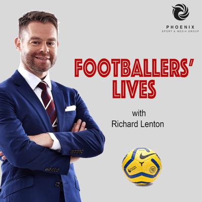 Award-winning Premier League TV presenter and former editor of Football Punk magazine, Richard Lenton, interviews well-known footballers about their lives and careers.