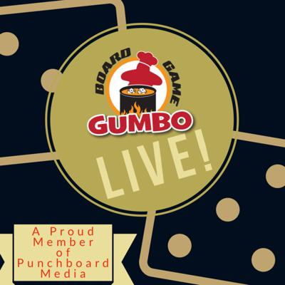 A weekly talk show hosted by BJ from Board Game Gumbo. BJ interviews industry guests, designers, artists, content creators, and gamers about their favorite board games, latest board game news, conventions…and even plays a game or two with the Chat Krewe! A proud member of Punchboard Media.
