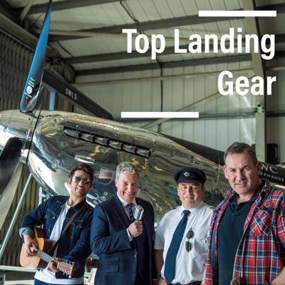 The Aviation podcast for everyone, flown by a pilot, a TV presenter, a pop star and a fencer!
