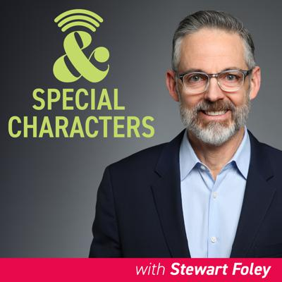 Special Characters with Stewart Foley