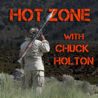 A daily brief about the world's most dangerous places from international war correspondent Chuck Holton