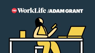 Cover art for The real reason you procrastinate | WorkLife with Adam Grant
