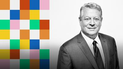 Cover art for The new urgency of climate change | Al Gore