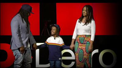 Cover art for How to co-parent as allies, not adversaries | Ebony Roberts and Shaka Senghor