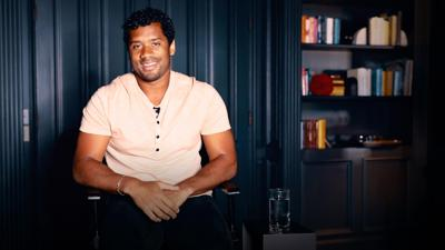 Cover art for My secret to staying focused under pressure | Russell Wilson