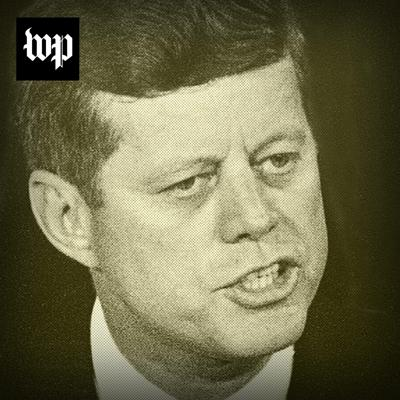 """Cover art for Episode 2: """"To me, JFK was God."""""""
