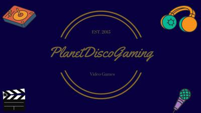 Cover art for PlanetDiscoGaming Podcast #1