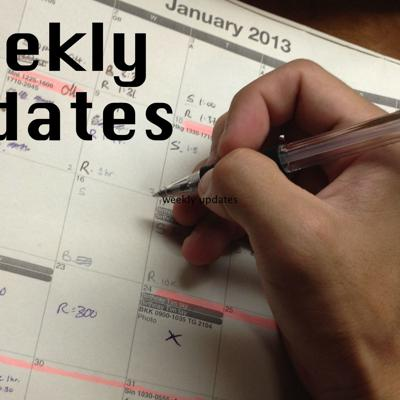 Not necessarily Weekly update about entertainment, politics, culture and interesting news