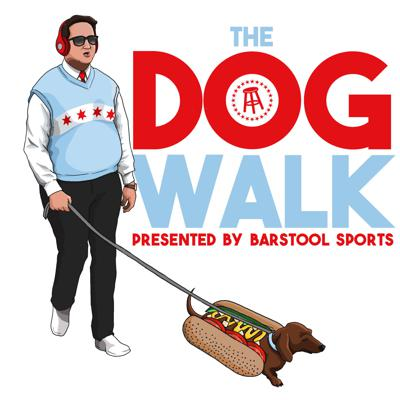 Welcome to The Dog Walk hosted by Eddie from Barstool Sports. This is a quick hitting 15-20 minute show that touches on all walks of life. From conspiracies to learning about different jobs or the everyday banter it's a perfect fit for the middle of your day. We got you covered on The Dog Walk.