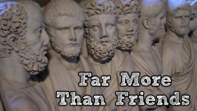 Cover art for 01 Far More Than Friends