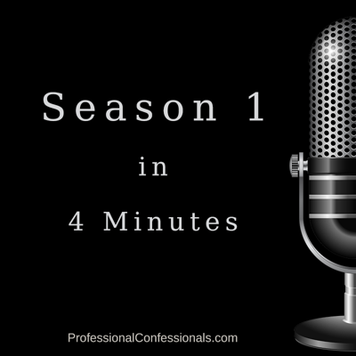 Cover art for Season 1 in 4 Minutes