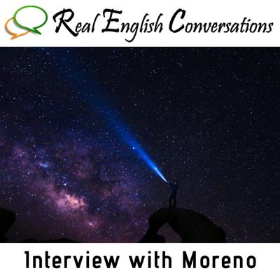 Cover art for 50. Interview Space Exploration | Advanced English Conversation