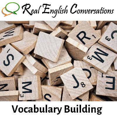 Cover art for English Lesson (53): Vocabulary Building | Learn English Vocabulary