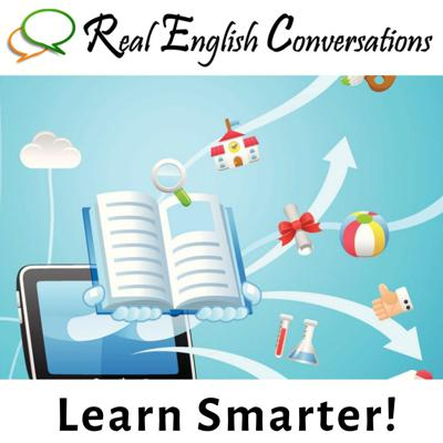 Cover art for 47. Learn Smarter: How to Improve Your English Skills with Effective Activities