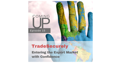Cover art for Promo Episode 15: Entering the Export Market with Confidence