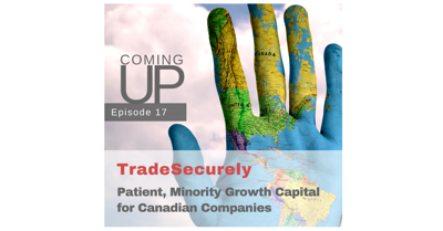 Cover art for Promo 17: Patient, Minority Growth Capital for Canadian Companies