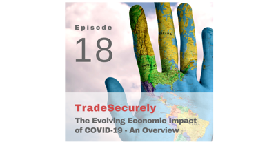Cover art for Episode 18: The Evolving Economic Impact of COVID-19