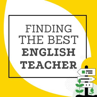 Cover art for 48. What Makes a GOOD English Teacher?