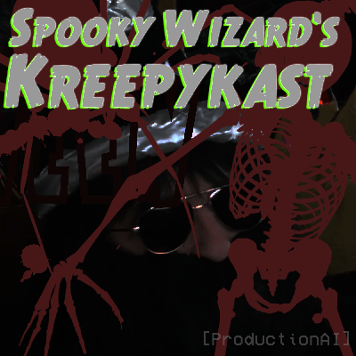 Promo for Spooky Wizards KreepyKast, coming soon!