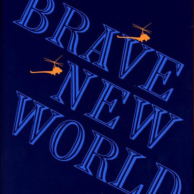 Name: Brave New World Genre: Dystopian Novel Year: 1931 Author: Aldous Huxley Audio Book  http://www.idph.com.br/conteudos/ebooks/BraveNewWorld.pdf