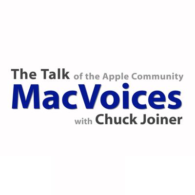 Cover art for MacVoices #20208: MacVoices Live! with Bob