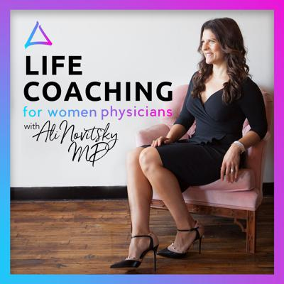"Are you a woman physician who believes that you are always taking care of someone else?  This podcast is where we focus on you. I'll help you find solutions to your stress and overwhelm - so that you can gain clarity on how to prioritize the health of your mind, body, and relationships.  Each week, this podcast brings you new tools that will allow you to make same day changes. The problems that you have been dealing with don't see some powerful when they have solutions.  -Learn a new way of thinking in a step-wise approach that will allow you to solve any problem.  -Lose the overwhelm that causes repetitive negative thoughts so that you can free up time to focus on enhancing your life.  -Learn an intuitive approach to eating and exercise so that you can start trusting yourself instead of relying on generic diet and exercise routines.  -Learn how to improve all of your relationships but most importantly- the relationship with yourself.  -Listen to other women physicians in live interviews as they reveal their deepest thoughts on this podcast.  -The best is yet to come. You have a community here at Life Coaching for Women Physicians that wants to see you succeed.  Your host, Dr. Ali Novitsky, specializes in Life Coaching for Women Physicians. She is a Certified Life and Weight Loss Coach, Board Certified Pediatrician, Board Certified Neonatologist, Blogger, International Speaker, and Co-host of the Podcast, ""Resuscitate Your Marriage."". Dr. Novitsky shows her clients how to live their dream life- on their terms.  You can find out more about Dr. Novitsky and her work at www.lifecoachingforwomenphysicians.com"