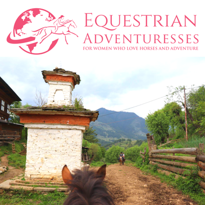 This is THE podcast for women who love horses, travel and adventure. On the show we feature outstanding women and their amazing and inspiring stories: Hear about crazy journeys on horseback in unique destinations. Listen to the stories of powerful women starting their own equine businesses abroad. Learn about the problems they faced and how they solved them. Follow them on their journeys to parts of the world where horse riding still is a very male dominated sport and industry. See how our fellow Adventuresses are changing the mindset and atmosphere in these places. More info on https://equestrianadventuresses.com/podcast