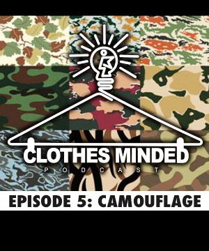 Cover art for Clothes Minded Podcast Episode 5