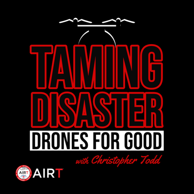 Episode 003: The Role of Drones for Humanitarian Use Around the World with Dr. Patrick Meier