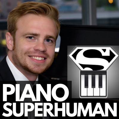 What's up my piano friends!! I'm Zach Evans and in the Piano Superhuman I'm going to teach you the piano tips, strategies, and tactics used by world class piano players that YOU can implement in your own practicing. If you're interested in learning how to play piano, these strategies will help you get the most out of each practice session and take your playing to the next level. Whether you take piano lessons, or learn piano online yourself, it's a huge benefit to learn from the experience of top pianists - What is their practice routine? What did THEY struggle with (and how did they overcome it)? What strategies did they use to learn piano faster and more efficiently? We'll answer all these for you in the podcast to help you learn piano, stay motivated, and eliminate as much frustration as possible to reach your goals :)