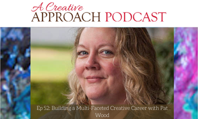 Cover art for 52: Building a Multi-Faceted Creative Career with Pat Wood