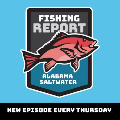 The Alabama Saltwater Fishing Report is the Gulf Coast's first and only podcast that brings you the REAL fishing report whether it's good, bad, or ugly. Come along with Butch Thierry and Joe Baya as they interview the best fisherman in the area, covering every saltwater species whether you are pier and shore fisherman or you chase pelagics in bluewater. Every episode is packed with the weekly report and forecast as well as pearls of wisdom shared by our expert contributors. All of this comes to you in 60 minutes or less, and is available 24/7, so it's perfect for the ride home or that early morning trip to the dock.