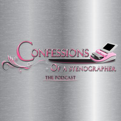 Cover art for Confessions of a Stenographer