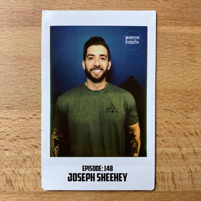 Cover art for Episode 148 - Joseph Sheehey : Give Yourself Permission To Listen