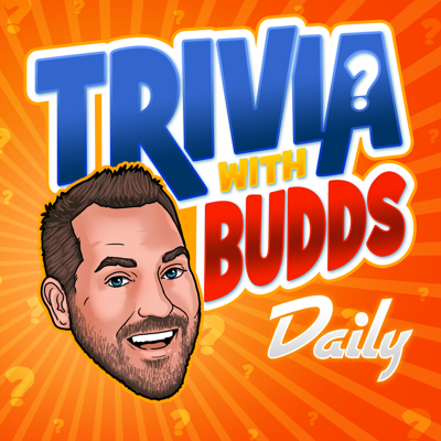 Trivia With Budds is a daily pop culture trivia show hosted by comedian and TV producer Ryan Budds. Play along with a variety of subjects and see if you could hold your own against comedians, actors, musicians, producers, artists, and Budds himself! Trivia With Budds is playable live at a handful of weekly LA locations. Check out http://TriviaWithBudds.com for a full list and sample questions and special events.