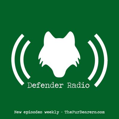 Defender Radio is the world's top wildlife protection podcast. It is hosted by award-winning journalist Michael Howie and presented by The Fur-Bearers (thefurbearers.com).