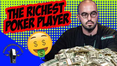 Cover art for Ep. 186 The Richest Poker Player - Bryn Kenney