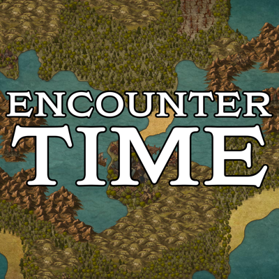 Encounter Time is a tabletop roleplaying actual play podcast focused on collaborative worldbuilding, group storytelling and memorable moments!  HOME, the show's current campaign, is set in a unique fantasy world facilitated by homebrew-modified Dungeons and Dragons (Fifth Edition).