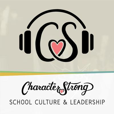 The CharacterStrong Podcast, where we have conversations on School Culture and Leadership. Quick episodes that you can check out on your way to or from work.   Make today a #CharacterStrongCommute!   CharacterStrong is an organization that provides curricula and trainings for schools internationally. Our trainings help educators infuse character and social-emotional learning into the daily fabric of any classroom or campus. Our curricula focus on character development in order to help students cultivate social-emotional skills, their emotional intelligence, and help them develop a stronger identity and purpose in school and in the world.  For more information visit our website: characterstrong.com