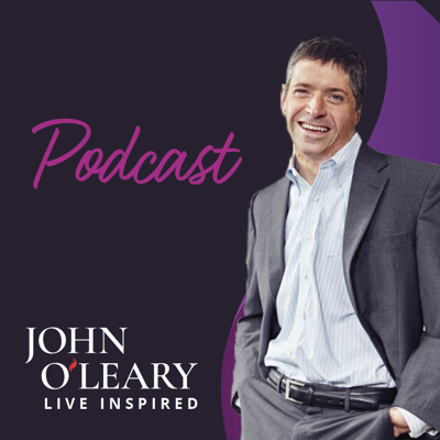 Expected to die, today he's inspiring others to truly live.  World-renowned inspirational speaker + national bestselling author John O'Leary wants to help you wake up from accidental living so you can do, be, achieve and impact more through your life. Every Monday, John shares a quick burst of inspiration to help start your week on fire. Every Thursday, John interviews an amazing guest on their story, successes, failures, lessons, and life to help you uncover tips to apply in yours.