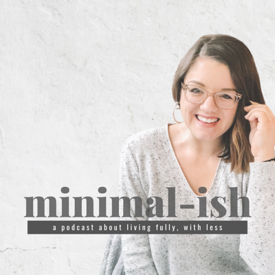 Minimal-ish is a podcast about minimalism...sort of. Your host, Desirae Endres, talks with guests about topics of realistic minimalism, motherhood, intentional living, and other things that matter.   The trend of minimalism has made it feel, at times, like a competition. Who can have the least? How many spoons should I have? This podcast is here to put minimalism in its place- as a tool that we can make work for us so we can make room in our days for what actually matters to us.   Your host, Desirae Endres, is a stay at home/ work at home mom  and writer that believes that minimalism and having an uncluttered home environment can benefit everyone, but it doesn't look the same for everyone. She brings honesty and transparency to the conversation as an admittedly (formerly-ish) unorganized, messy and anxious person as she discusses topics of minimalism, intentional & creative living, motherhood, and more.