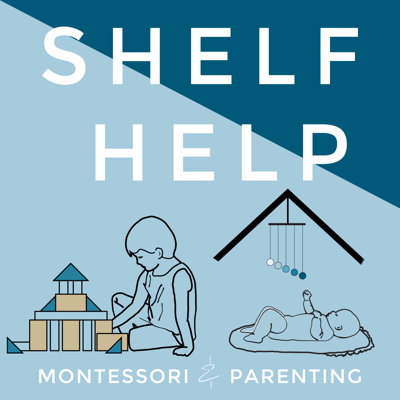 Cover art for Losing Your Cool As a Montessori Parent - Episode 16