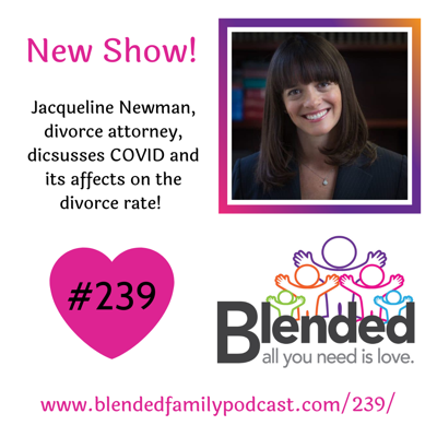 Cover art for 5 Ways COVID will have an unprecedented effect on divorce, with attorney Jacqueline Newman